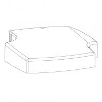- - Tapa superior casete - CICLON L